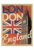 London  England (Flag)