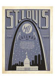 St Louis  Missouri: Gateway City