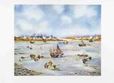 Maree Basse (Low Tide)