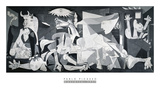Guernica Reproduction d'art par Pablo Picasso
