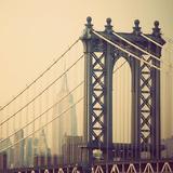New York Crossing I Giclée par Irene Suchocki