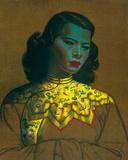 Jeune Chinoise Giclée par Vladimir Tretchikoff