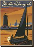 Martha's Vineyard  Massachusetts (Sailboat)