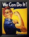 We Can Do It! (Rosie the Riveter)