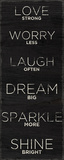 Love  Worry  Laugh (Sing Loud)
