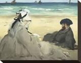 On the Beach  1873