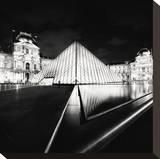 The Louvre  Study 4  Paris  France