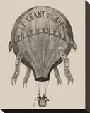 Le Geant des airs Ascension de Monsieur Armand Petit  between 1860-1880