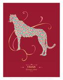WWF Cheetah - Animal Tails