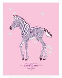 WWF Grevy's Zebra - Animal Tails