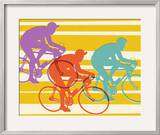 Three Bicycles