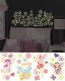 Fairies Wall Decal Sticker Appliques