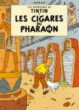 Les cigares du pharaon (1934) Reproduction d'art par Hergé (Georges Rémi)