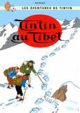 Tintin au Tibet (1960) Reproduction d'art par Hergé (Georges Rémi)