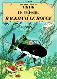 Le Trésor de Rackham le Rouge, vers 1944 Reproduction d'art par Hergé (Georges Rémi)