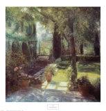 Garden for Marcel Proust