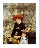 On the Terrace  1881