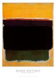 Sans titre, 1949 Reproduction d'art par Mark Rothko