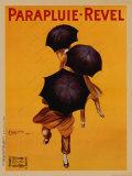 Parapluie-Revel Reproduction d'art par Leonetto Cappiello
