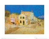The Yellow House at Arles  c1889