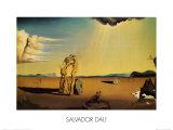 Femme Reproduction d'art par Salvador Dalí