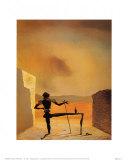 Le spectre de Vermeer van Delft qui peut servir de table, 1934 Reproduction d'art par Salvador Dalí