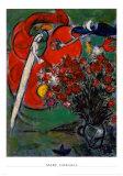 Blumenstilleben StJean Cap Ferrat  1956