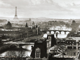 Views of Paris – The River Seine