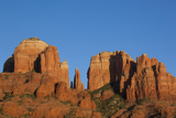Red Rocks and Blue Sky in Sedona  Arizona
