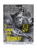 """The Wolfman  1961  """"The Curse of the Werewolf"""" Directed by Terence Fisher"""
