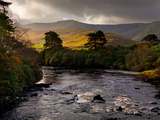 The Erriff River in County Mayo