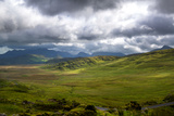 Macgillycuddy's Reeks From Ballaghisheen Pass  County Kerry