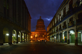 El Capitolio Nacional at Night