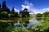 Powerscourt Estate and Gardens in County Wicklow  Ireland