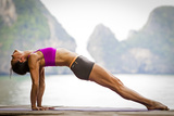 Upward Plank Pose Or Purvottanasana
