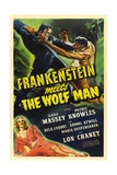 Frankenstein Meets the Wolf Man  1943  Directed by Roy William Neill