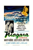 Niagara  1953  Directed by Henry Hathaway