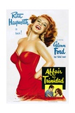 """Girl From Amen Valley  1952  """"Affair In Trinidad"""" Directed by Vincent Sherman"""