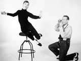 "Audrey Hepburn  Fred Astaire ""Funny Face"" 1957  Directed by Stanley Donen"