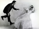 """Joanne Woodward  Paul Newman """"A New Kind of Love"""" 1963  Directed by Melville Shavelson"""