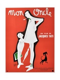 "My Uncle  1958  ""Mon Oncle"" Directed by Jacques Tati"