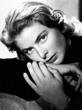 """Ingrid Bergman """"Notorious"""" 1946  Directed by Alfred Hitchcock"""