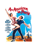 An American In Paris  1951  Directed by Vincente Minnelli