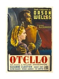 "Othello  1952  ""The Tragedy of Othello: the Moor of Venice"" Directed by Orson Welles"