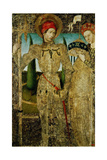 Saint George And the Princess  1448