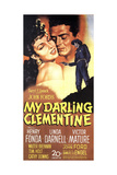 """John Ford's My Darling Clementine  1946  """"My Darling Clementine"""" Directed by John Ford"""