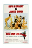 """Ian Fleming's You Only Live Twice  1967  """"You Only Live Twice"""" Directed by Lewis Gilbert"""