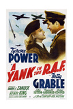 """The Eagle Flies Again  1941  """"A Yank In the R A F"""" Directed by Henry King"""