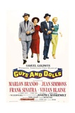 Guys And Dolls  1955  Directed by Joseph L Mankiewicz