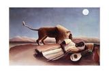 The Sleeping Gypsy  1897